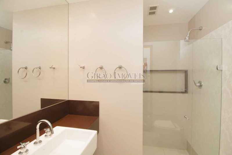 11SuiteFrente_Banheiro - Apartamento À Venda - Copacabana - Rio de Janeiro - RJ - GIAP30766 - 26