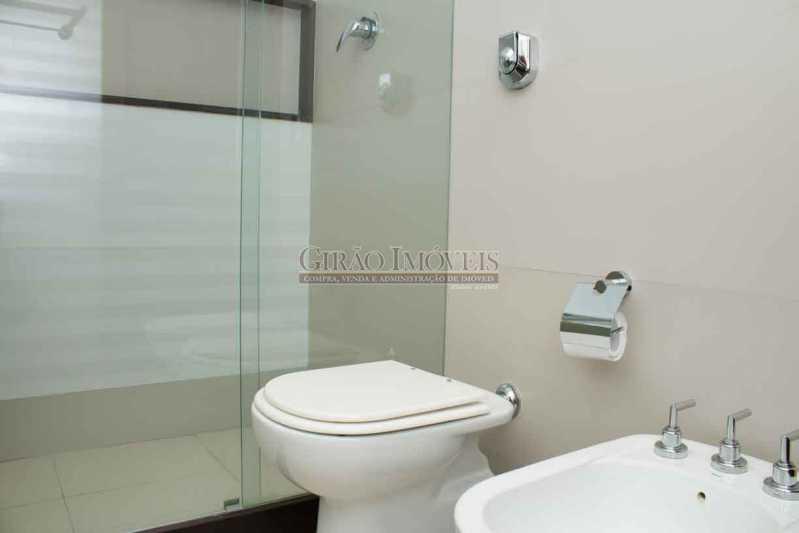 14SuiteFundos_Banheiro - Apartamento À Venda - Copacabana - Rio de Janeiro - RJ - GIAP30766 - 29