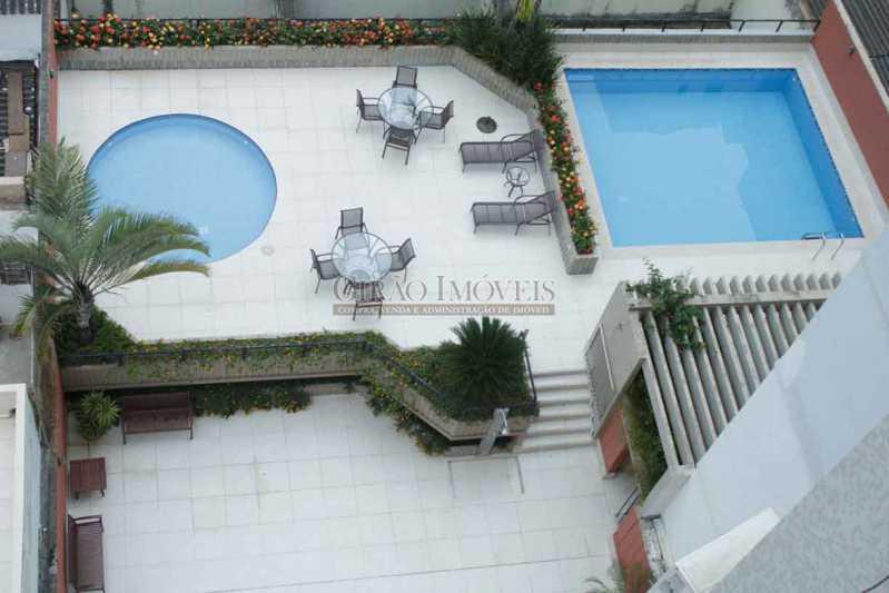 15 Piscina - Apartamento À Venda - Copacabana - Rio de Janeiro - RJ - GIAP30766 - 30