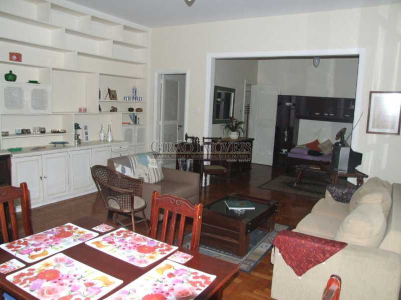 1 - Apartamento 3 quartos à venda Leblon, Rio de Janeiro - R$ 2.200.000 - GIAP30767 - 1