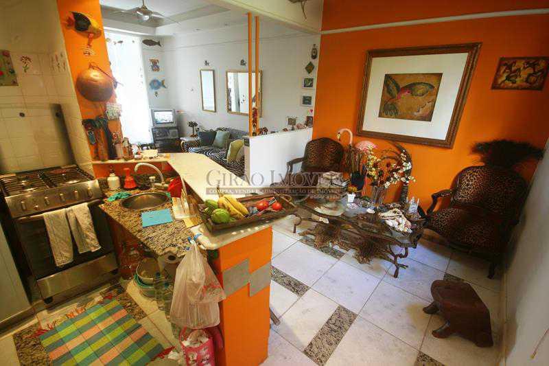 01 - Apartamento À Venda - Copacabana - Rio de Janeiro - RJ - GIAP10363 - 1