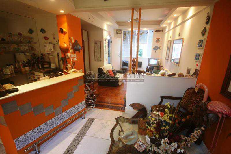 02 - Apartamento À Venda - Copacabana - Rio de Janeiro - RJ - GIAP10363 - 3