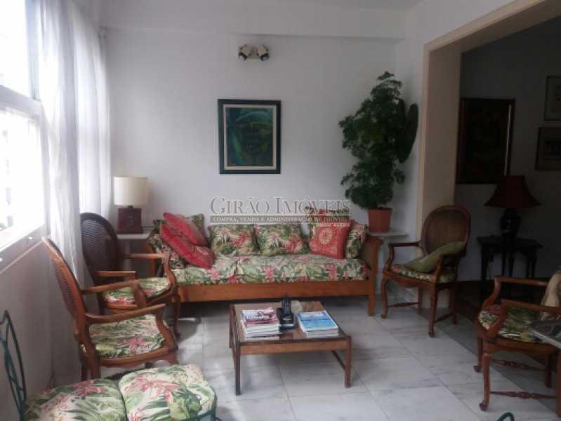 01 - Apartamento À Venda - Copacabana - Rio de Janeiro - RJ - GIAP30777 - 1