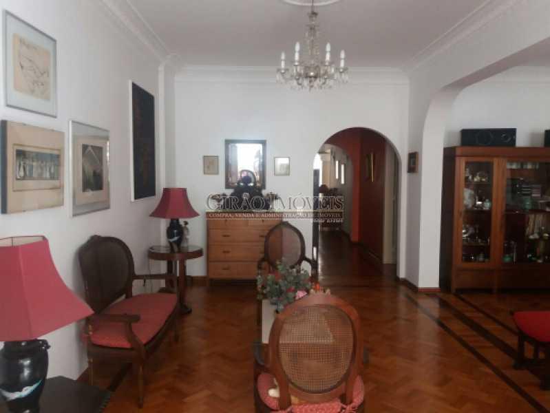 02 - Apartamento À Venda - Copacabana - Rio de Janeiro - RJ - GIAP30777 - 3