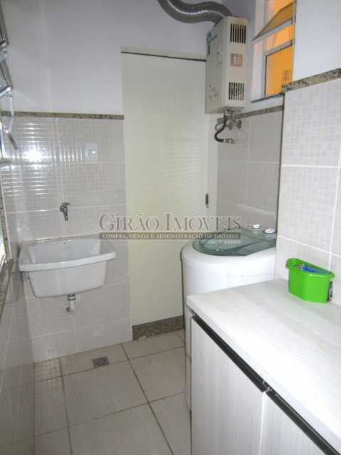 10 - Apartamento À Venda - Leblon - Rio de Janeiro - RJ - GIAP20677 - 14