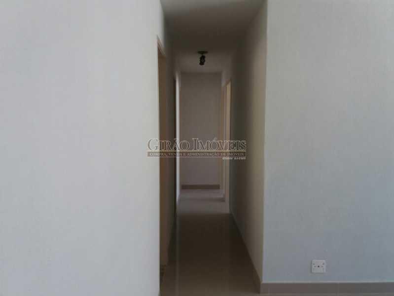 CIRCULAÇÃO - Oportunidade.3 Qtos um suite, dependência e vaga em Icaraí junto ao Campo São Bento - GIAP30786 - 7