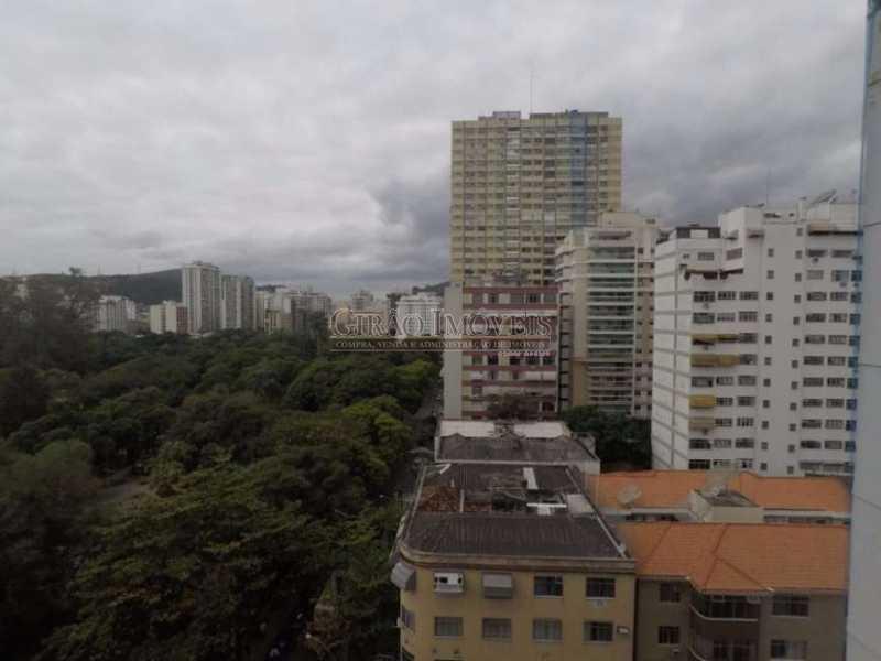 VISTA - Oportunidade.3 Qtos um suite, dependência e vaga em Icaraí junto ao Campo São Bento - GIAP30786 - 1