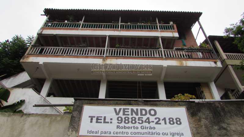 1 - Casa À Venda - Cosme Velho - Rio de Janeiro - RJ - GICA30008 - 1