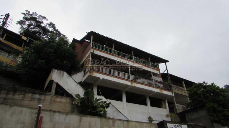 2 - Casa à venda Rua Conselheiro Lampreia,Cosme Velho, Rio de Janeiro - R$ 789.000 - GICA30008 - 3
