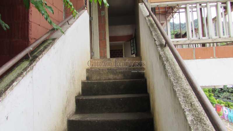 5 - Casa à venda Rua Conselheiro Lampreia,Cosme Velho, Rio de Janeiro - R$ 789.000 - GICA30008 - 6
