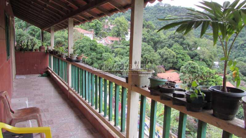 10 - Casa À Venda - Cosme Velho - Rio de Janeiro - RJ - GICA30008 - 11