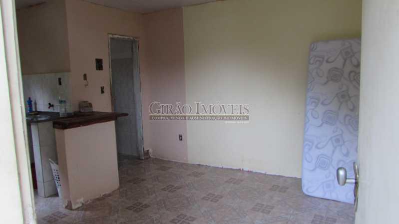 13 - Casa à venda Rua Conselheiro Lampreia,Cosme Velho, Rio de Janeiro - R$ 789.000 - GICA30008 - 14