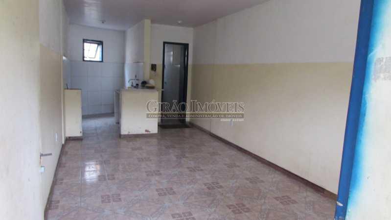 18 - Casa à venda Rua Conselheiro Lampreia,Cosme Velho, Rio de Janeiro - R$ 789.000 - GICA30008 - 19