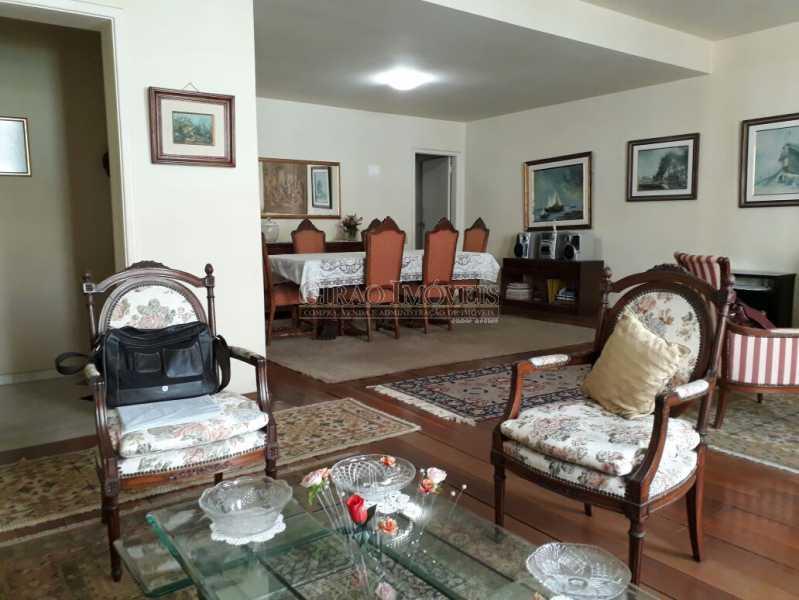 1. - Apartamento À Venda - Copacabana - Rio de Janeiro - RJ - GIAP40166 - 1