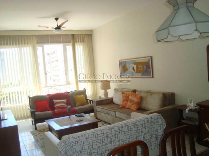 Apartamento à venda Rua Bulhões de Carvalho,Copacabana, Rio de Janeiro - R$ 1.200.000 - GIAP30794 - 6