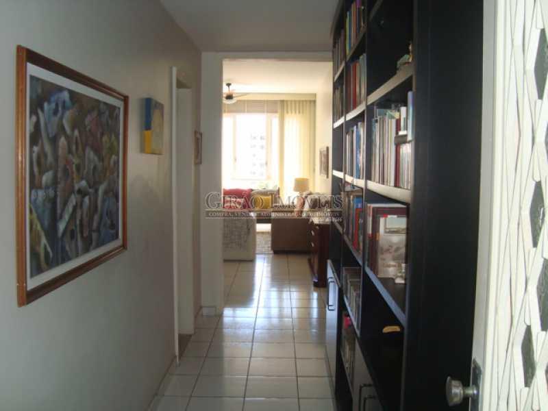 1 - Apartamento à venda Rua Bulhões de Carvalho,Copacabana, Rio de Janeiro - R$ 1.200.000 - GIAP30794 - 7