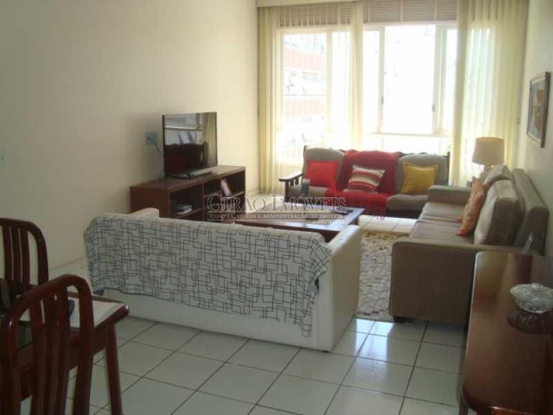 2 - Apartamento à venda Rua Bulhões de Carvalho,Copacabana, Rio de Janeiro - R$ 1.200.000 - GIAP30794 - 4