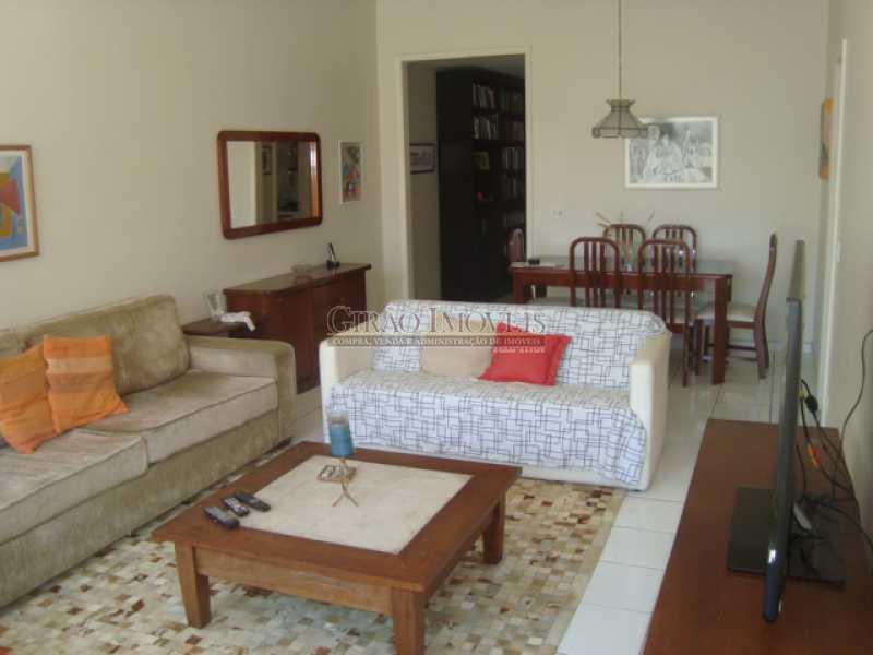 4 - Apartamento à venda Rua Bulhões de Carvalho,Copacabana, Rio de Janeiro - R$ 1.200.000 - GIAP30794 - 3