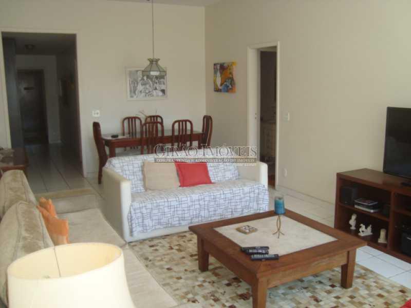 5 - Apartamento à venda Rua Bulhões de Carvalho,Copacabana, Rio de Janeiro - R$ 1.200.000 - GIAP30794 - 1
