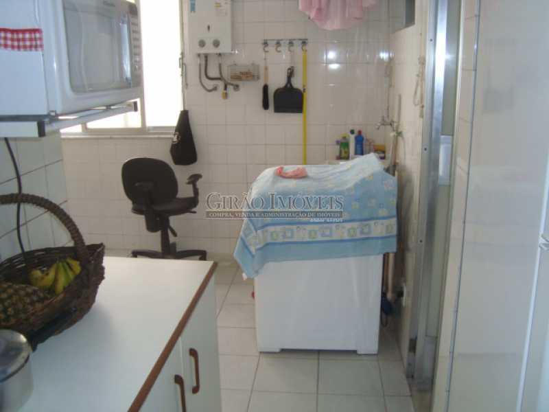 19 - Apartamento à venda Rua Bulhões de Carvalho,Copacabana, Rio de Janeiro - R$ 1.200.000 - GIAP30794 - 22