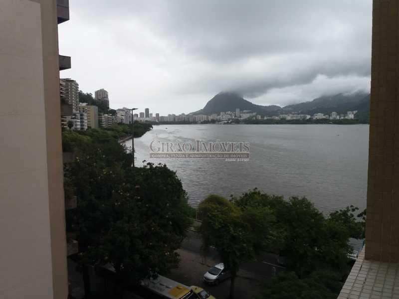 Apartamento À Venda - Lagoa - Rio de Janeiro - RJ - GIAP20686 - 1