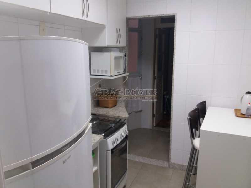 8 - Apartamento À Venda - Lagoa - Rio de Janeiro - RJ - GIAP20686 - 11
