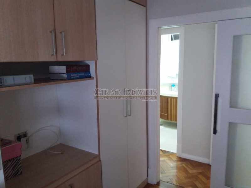 9 - Apartamento À Venda - Lagoa - Rio de Janeiro - RJ - GIAP20686 - 14