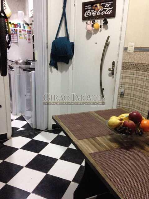 2 - Apartamento à venda Rua da Passagem,Botafogo, Rio de Janeiro - R$ 380.000 - GIAP10374 - 3