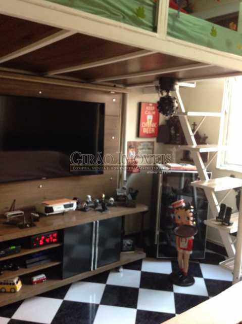 4 - Apartamento à venda Rua da Passagem,Botafogo, Rio de Janeiro - R$ 380.000 - GIAP10374 - 5