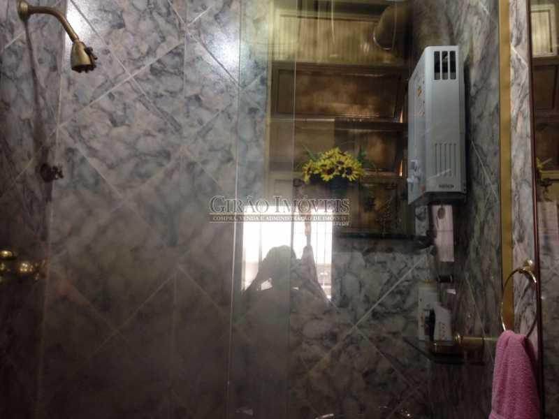 9 - Apartamento à venda Rua da Passagem,Botafogo, Rio de Janeiro - R$ 380.000 - GIAP10374 - 10