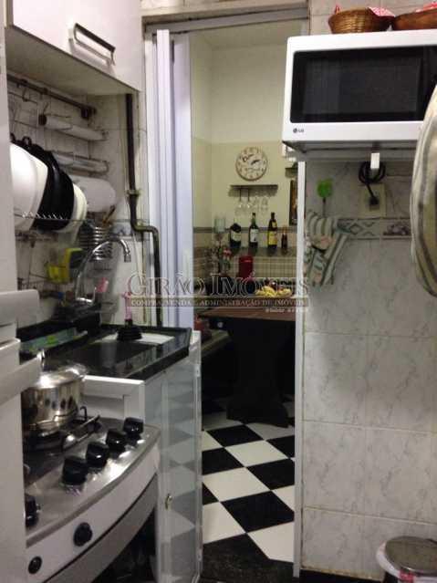12 - Apartamento à venda Rua da Passagem,Botafogo, Rio de Janeiro - R$ 380.000 - GIAP10374 - 13