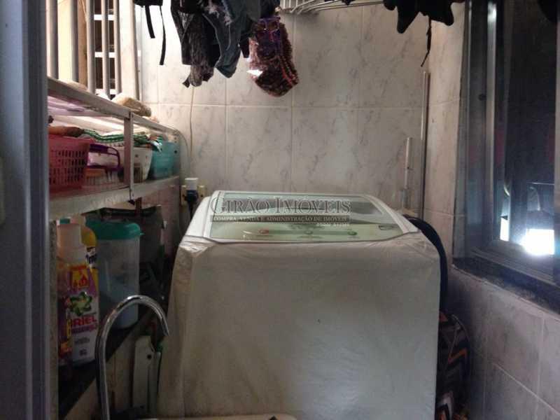 13 - Apartamento à venda Rua da Passagem,Botafogo, Rio de Janeiro - R$ 380.000 - GIAP10374 - 14