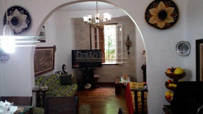 1 - Casa à venda Rua Guimarães Natal,Copacabana, Rio de Janeiro - R$ 6.000.000 - GICA60002 - 1