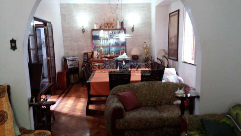 1a - Casa à venda Rua Guimarães Natal,Copacabana, Rio de Janeiro - R$ 6.000.000 - GICA60002 - 3