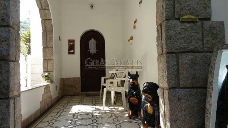 2 - Casa à venda Rua Guimarães Natal,Copacabana, Rio de Janeiro - R$ 6.000.000 - GICA60002 - 4