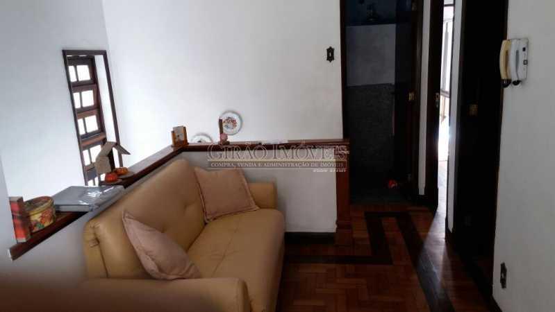 4 - Casa à venda Rua Guimarães Natal,Copacabana, Rio de Janeiro - R$ 6.000.000 - GICA60002 - 6