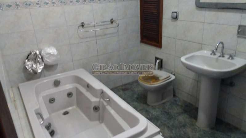 12 - Casa à venda Rua Guimarães Natal,Copacabana, Rio de Janeiro - R$ 6.000.000 - GICA60002 - 14