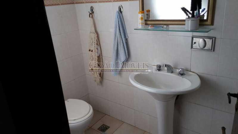 13 - Casa à venda Rua Guimarães Natal,Copacabana, Rio de Janeiro - R$ 6.000.000 - GICA60002 - 15