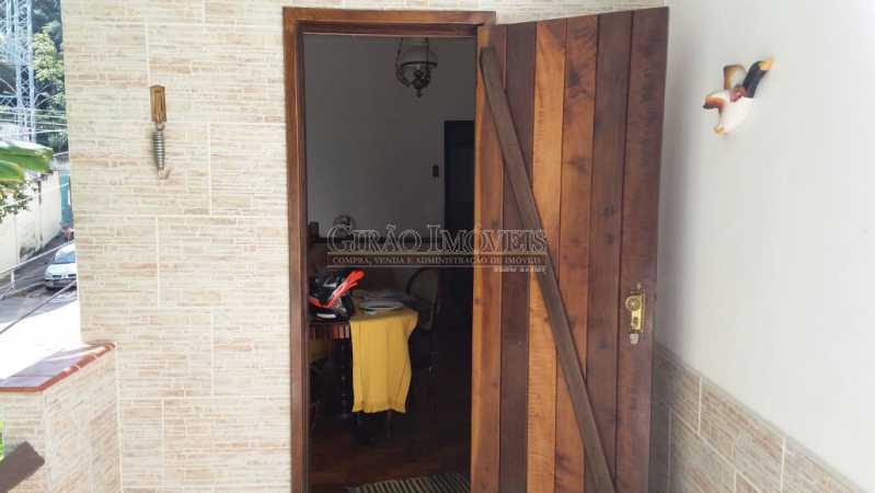 14 - Casa à venda Rua Guimarães Natal,Copacabana, Rio de Janeiro - R$ 6.000.000 - GICA60002 - 17
