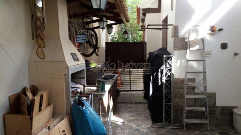 15 - Casa à venda Rua Guimarães Natal,Copacabana, Rio de Janeiro - R$ 6.000.000 - GICA60002 - 19