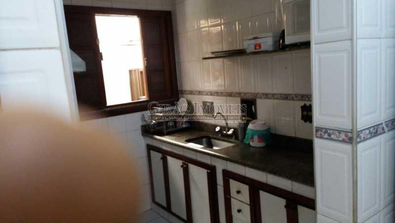 17 - Casa à venda Rua Guimarães Natal,Copacabana, Rio de Janeiro - R$ 6.000.000 - GICA60002 - 18