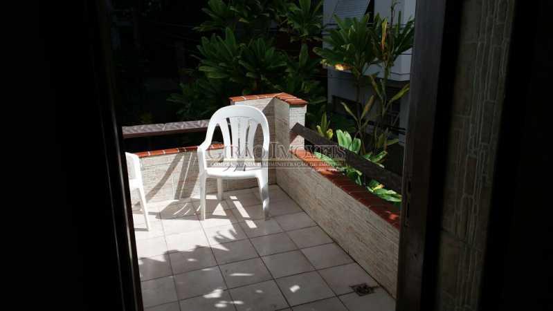 22 - Casa à venda Rua Guimarães Natal,Copacabana, Rio de Janeiro - R$ 6.000.000 - GICA60002 - 23