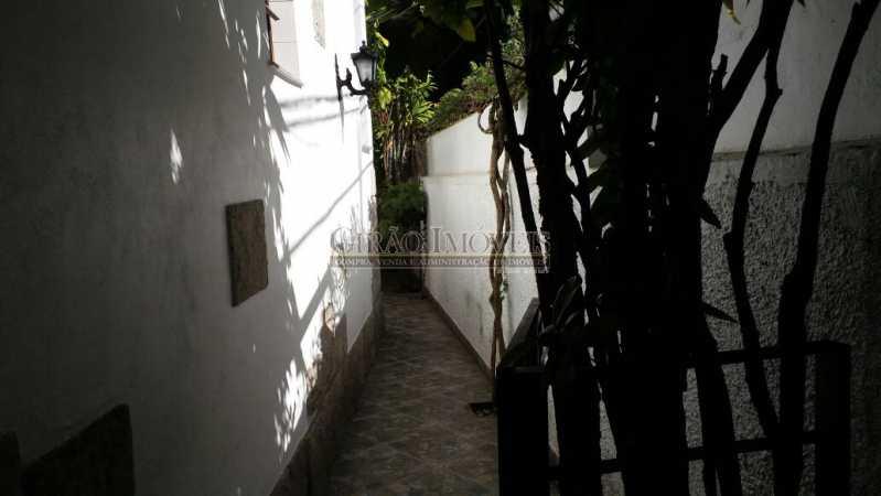 23 - Casa à venda Rua Guimarães Natal,Copacabana, Rio de Janeiro - R$ 6.000.000 - GICA60002 - 24