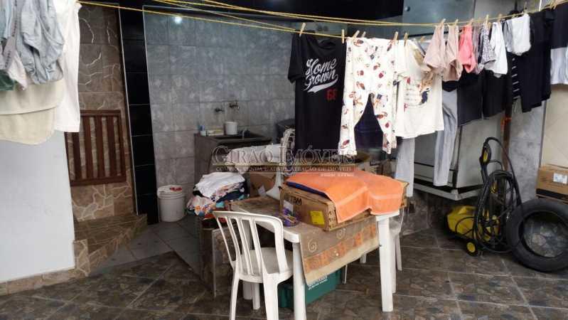 24 - Casa à venda Rua Guimarães Natal,Copacabana, Rio de Janeiro - R$ 6.000.000 - GICA60002 - 22