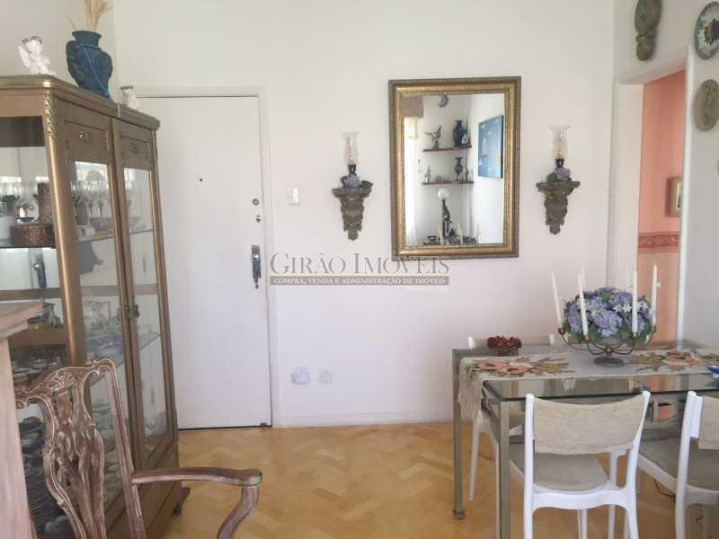 1 - Apartamento à venda Rua Raul Pompéia,Copacabana, Rio de Janeiro - R$ 700.000 - GIAP20694 - 5