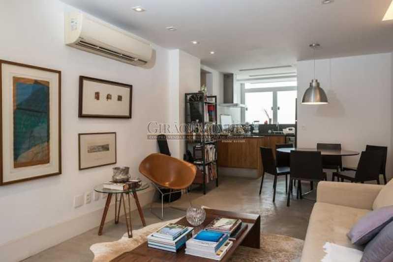 2c - Apartamento À Venda - Leblon - Rio de Janeiro - RJ - GIAP30796 - 3
