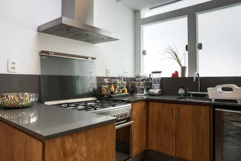 9 - Apartamento À Venda - Leblon - Rio de Janeiro - RJ - GIAP30796 - 17