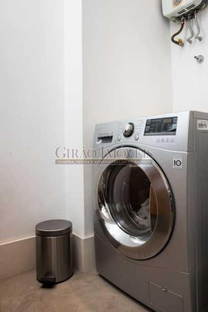12 - Apartamento À Venda - Leblon - Rio de Janeiro - RJ - GIAP30796 - 20