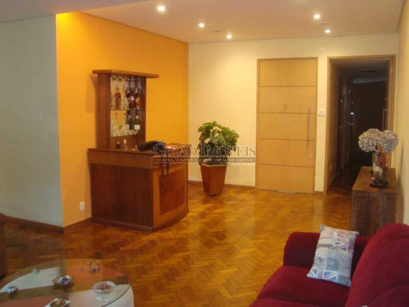 4 - Cobertura à venda Avenida Paulo de Frontin,Rio Comprido, Rio de Janeiro - R$ 950.000 - GICO40048 - 5