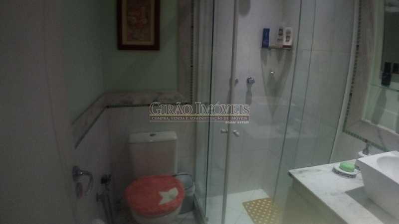 16 - Apartamento à venda Rua Raul Pompéia,Copacabana, Rio de Janeiro - R$ 1.100.000 - GIAP30804 - 15